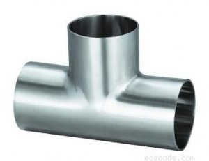 不锈钢三通的种类及工艺