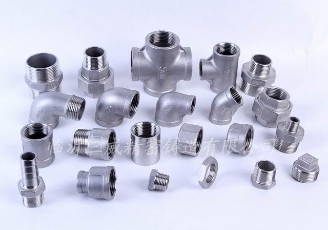 304不锈钢管件